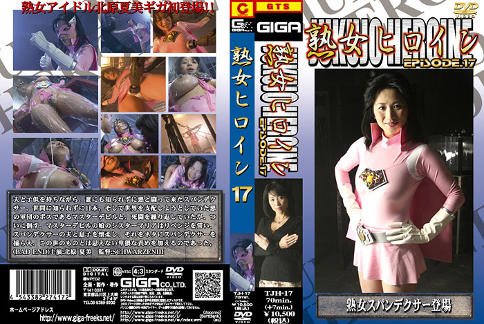 TJH-17 Middle-aged Heroine 17