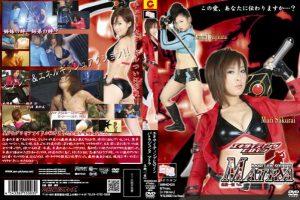 WEHD-03 Exciting Heroine Battler Sienne Matra, Mari Sakurai, Asami Sugiura