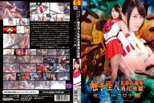 GIRO-23 Sailor Fighter Sailor Corona Part Miho Tono