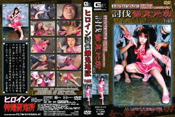 TDLN-19 HEROINE subjugation hungry demon hell Vol.05