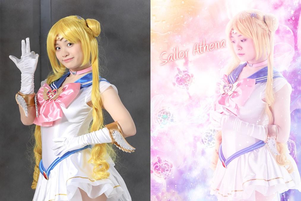 GHMT-36 Sailor Athena -Toyed Holy Symbol-