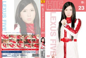 GIMG-23 Heroine Image Factory23 Lexus Five Mikoto Osaki