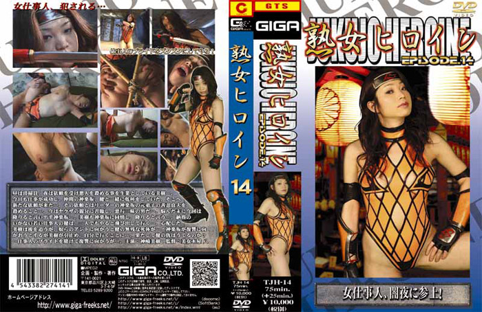 TJH-14 Middle-aged Heroine 14 Miki Kanzaki