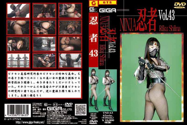 TNI-43 Ninja 43 Riku Shiina