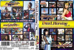 ZDLN-19 Dual HEROINE Web.07 Adusa Hayakawa, Mari Hida