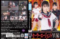GHKR-53 Secret Investigator Sailor Agent YUKI Rion Izumi